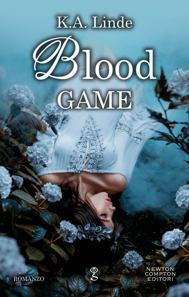 Blood Game Book Cover