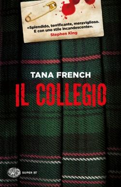 Il collegio Book Cover