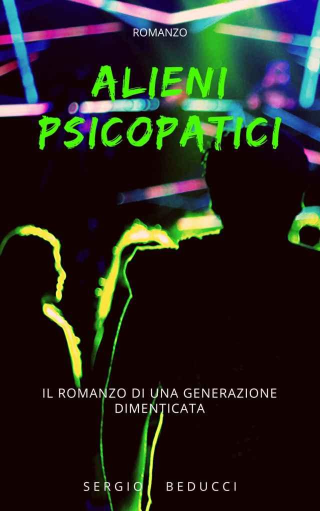 Alieni psicopatici Book Cover