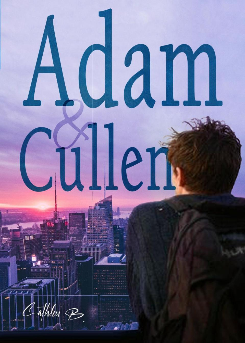 Adam & Cullen Book Cover