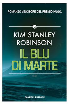 Il blu di Marte Book Cover