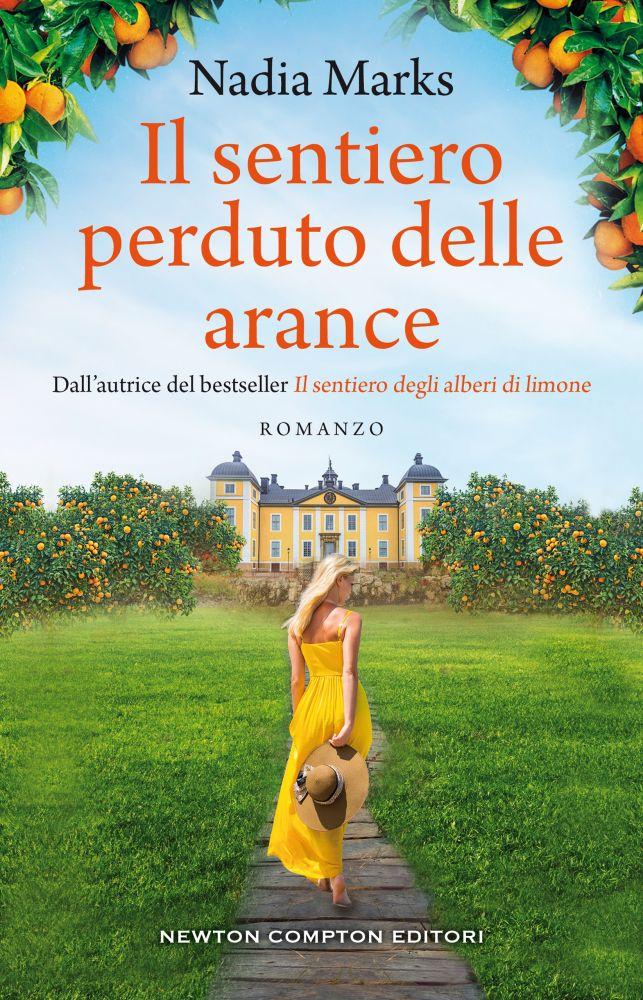 Il sentiero perduto delle arance Book Cover