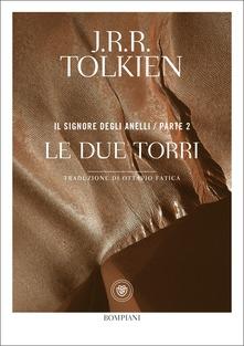 Le due torri Book Cover