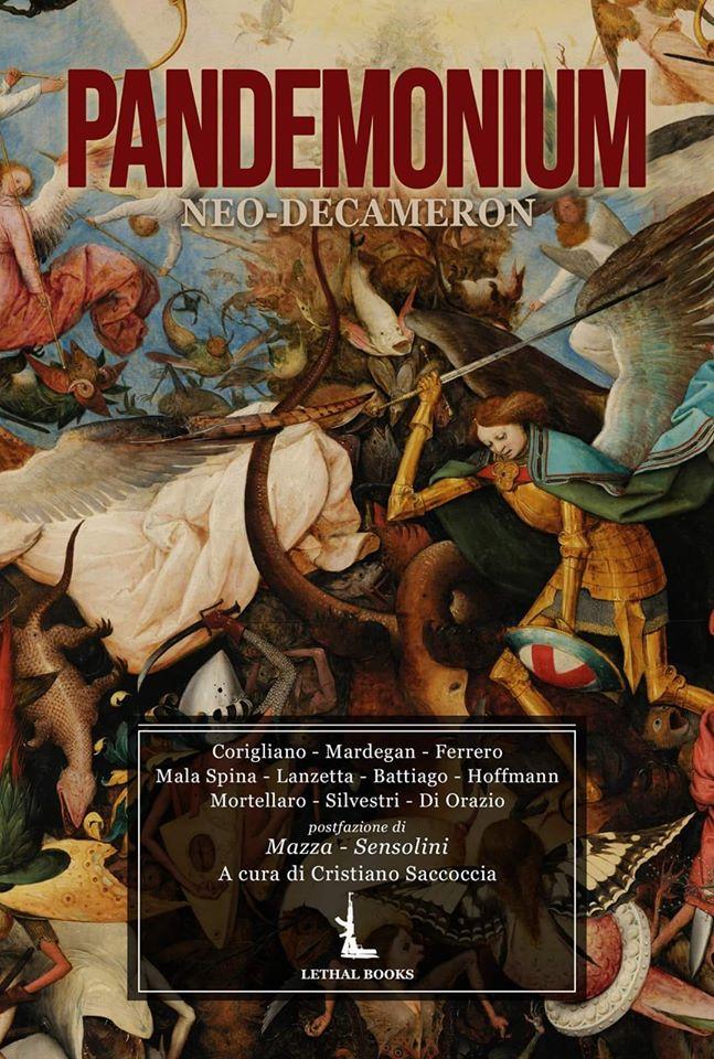 Pandemonium: Neo-Decameron Book Cover