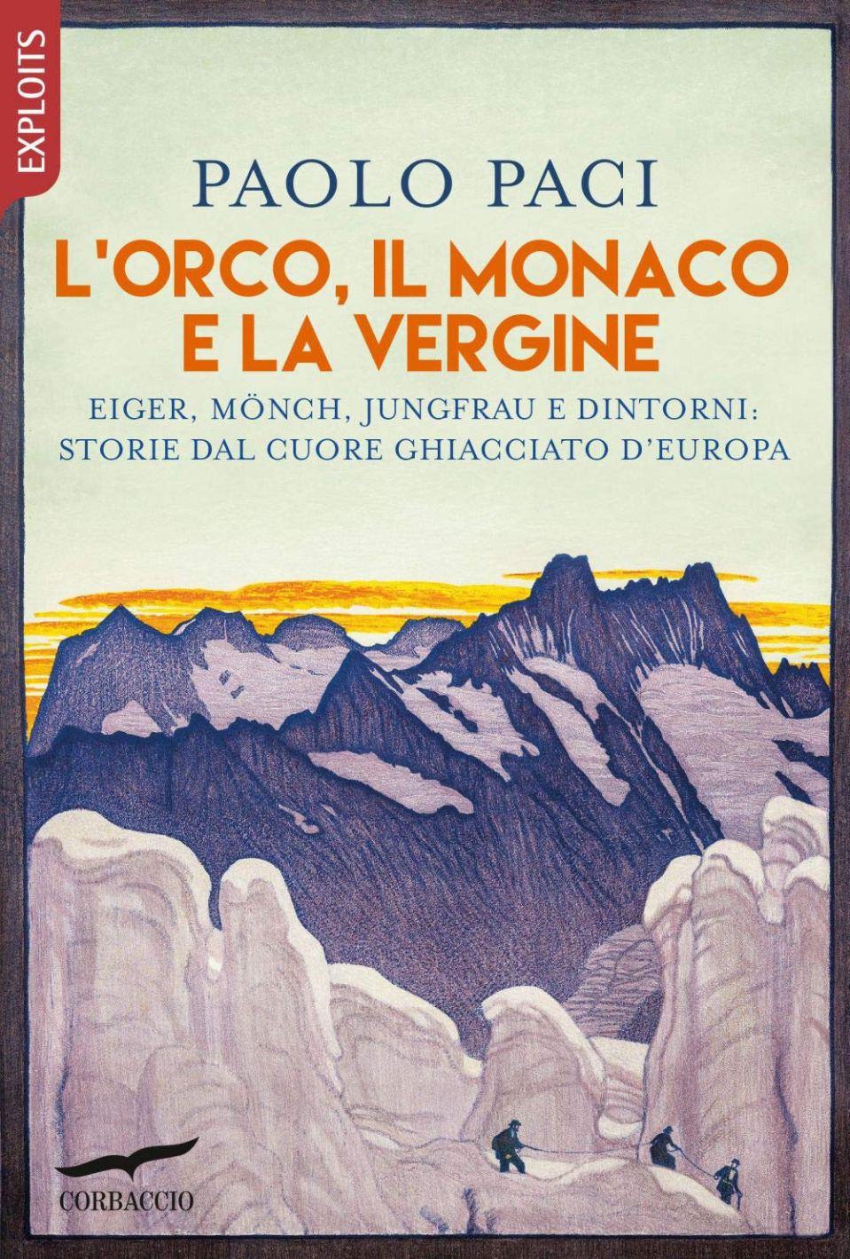 L'Orco, il Monaco e la Vergine Book Cover