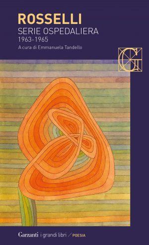 Serie ospedaliera. Poesie 1963-1965 Book Cover