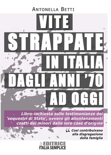 Vite strappate in Italia dagli anni '70 ad oggi Book Cover