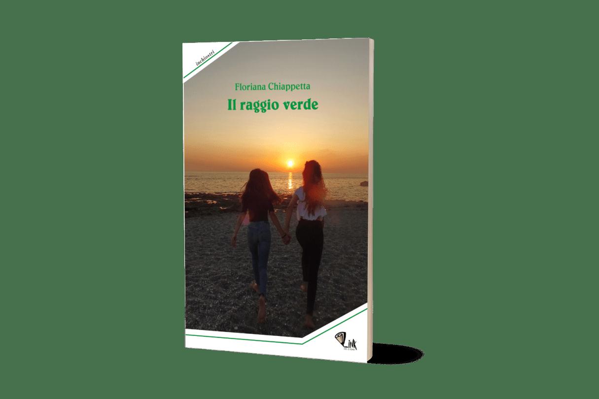 Il raggio verde Book Cover