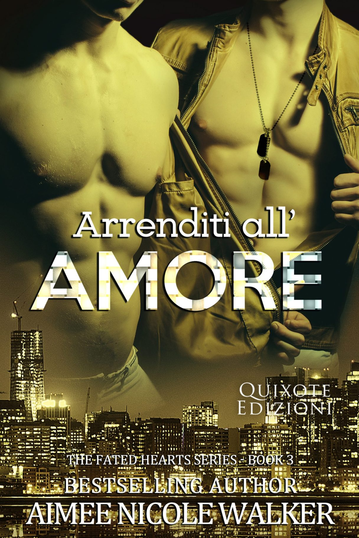 Arrenditi all'amore Book Cover