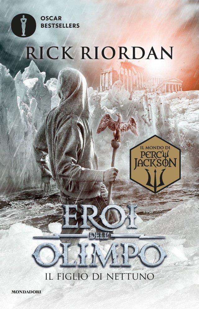 Il figlio di Nettuno Book Cover