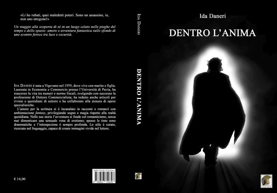 Dentro l'anima Book Cover