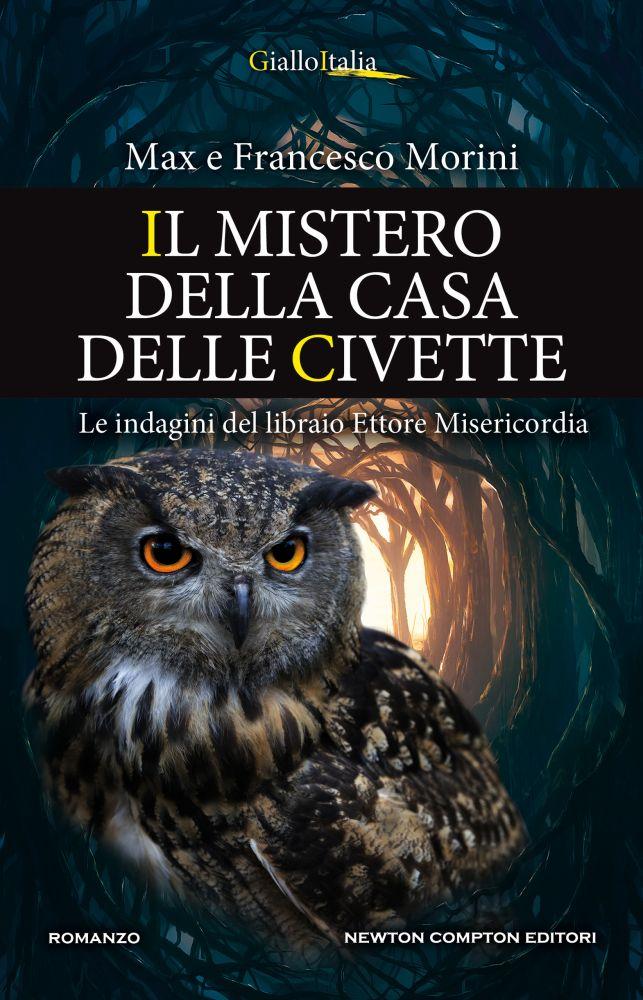 Il mistero della casa delle civette Book Cover