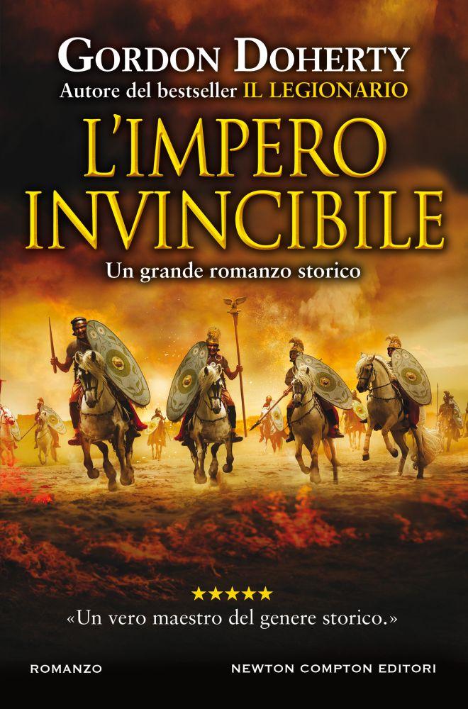 L'Impero Invincibile Book Cover