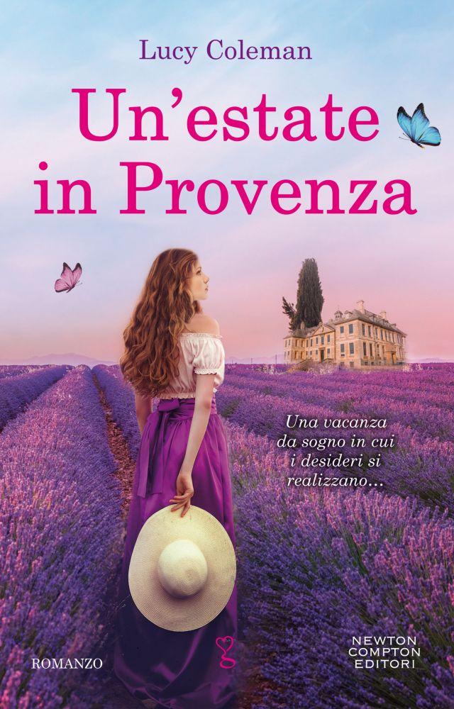 Un'estate in Provenza Book Cover