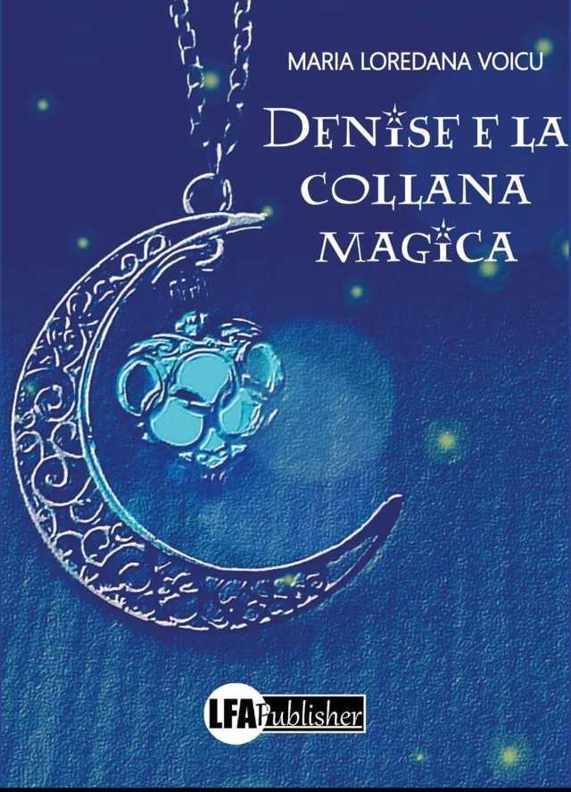 Denise e la collana magica Book Cover