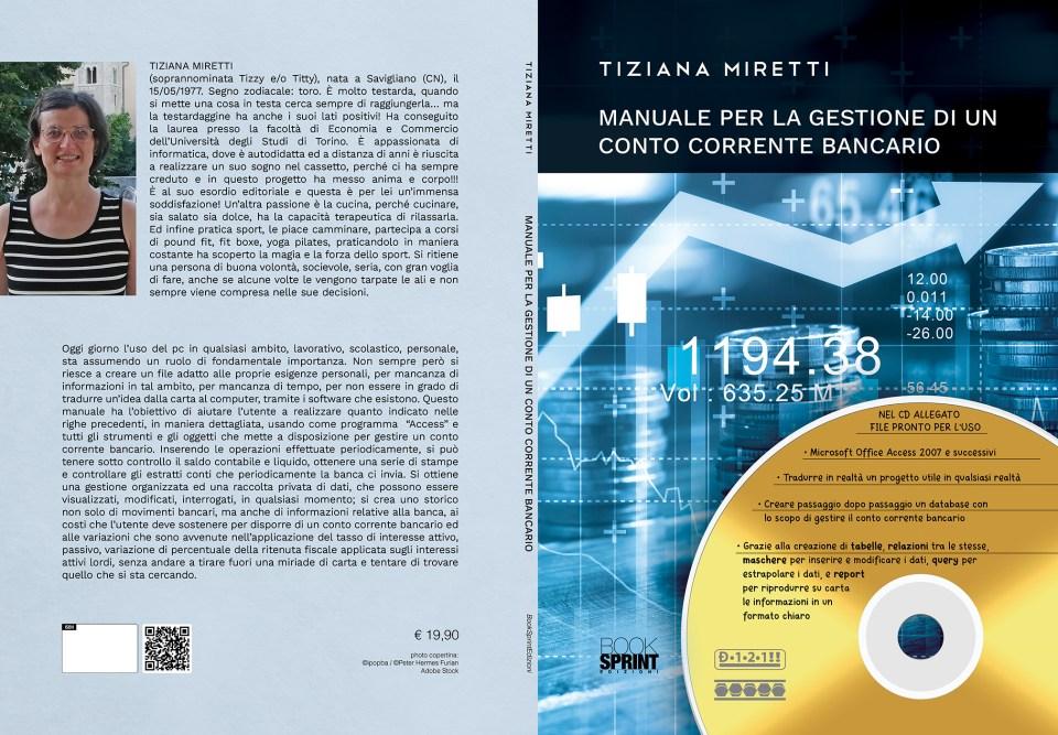 Manuale per la gestione di un conto corrente bancario\ Book Cover