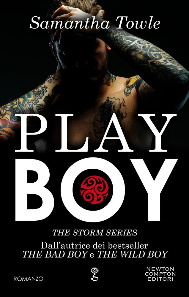 Play Boy Book Cover