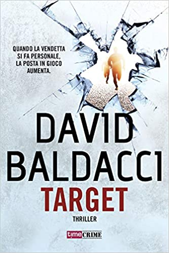 Target. Will Robie:3 Book Cover