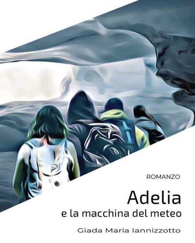 Adelia e la macchina del meteo Book Cover