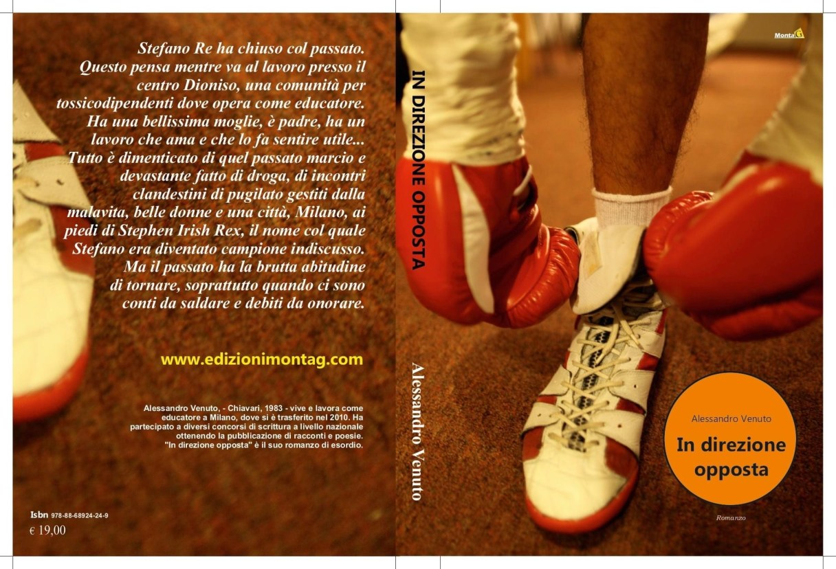 In direzione opposta Book Cover