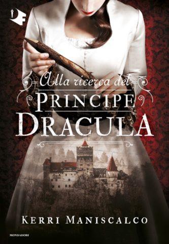 Alla ricerca del Principe Dracula Book Cover