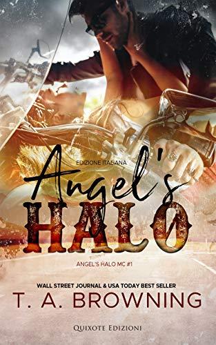 Angel's Halo - Edizione italiana Book Cover
