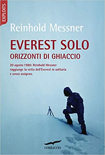 Everest Solo Book Cover