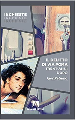 Il delitto di via Poma trent'anni dopo Book Cover