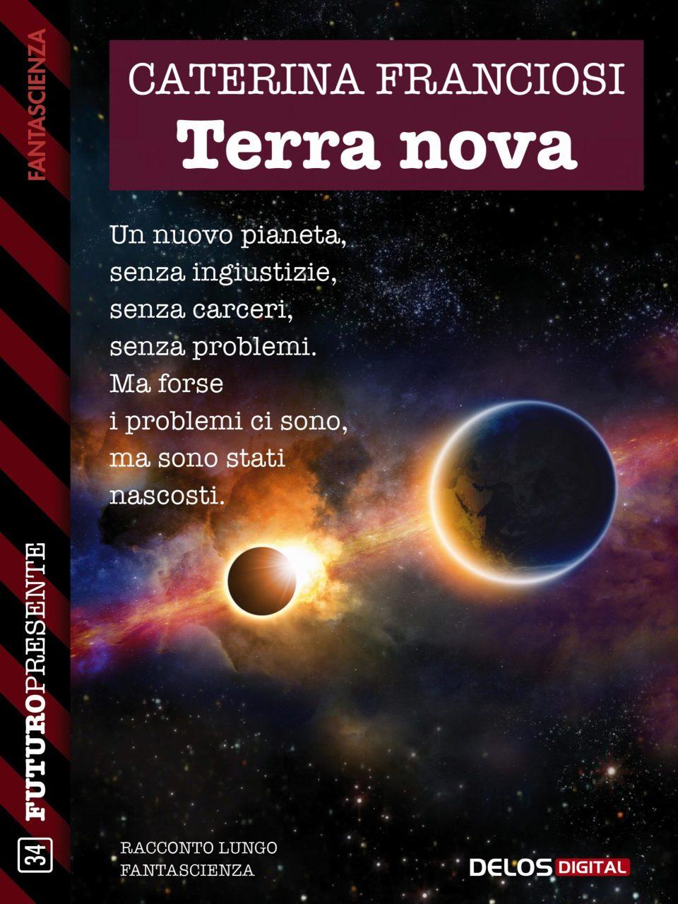 Terra Nova Book Cover