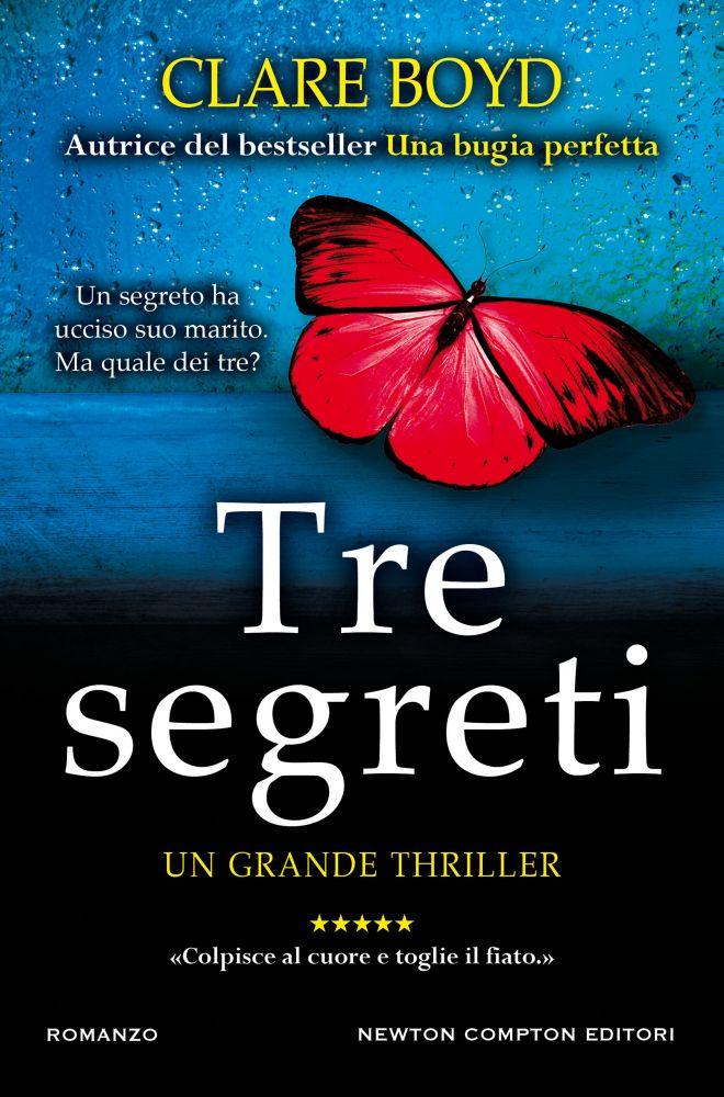 Tre segreti Book Cover