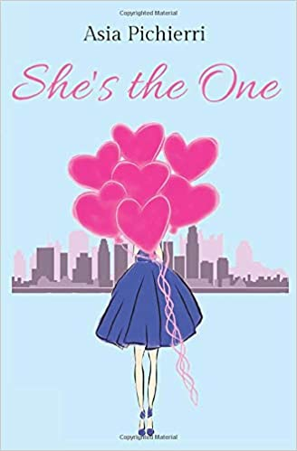 She's the one Book Cover