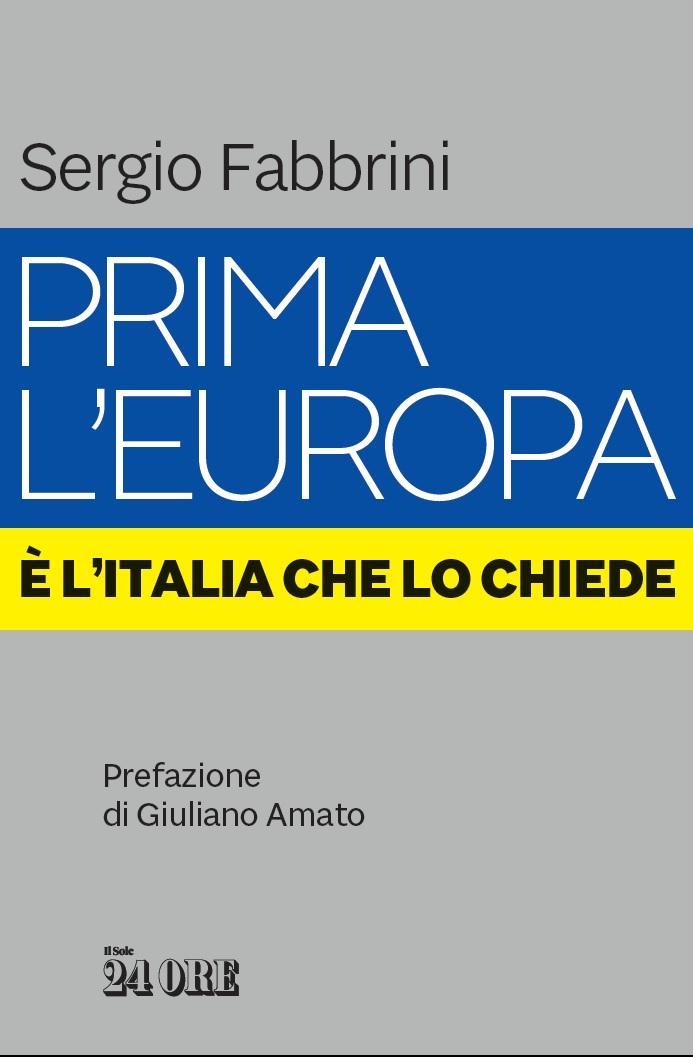 Prima l'Europa Book Cover