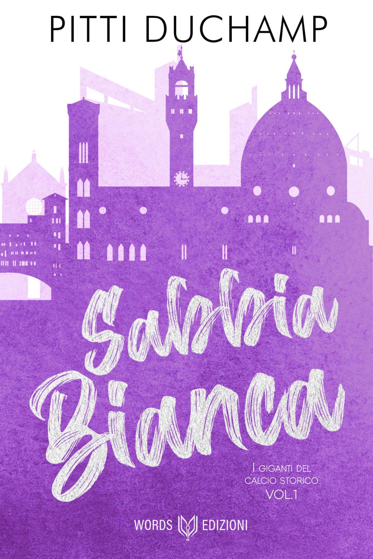 Sabbia Bianca Book Cover