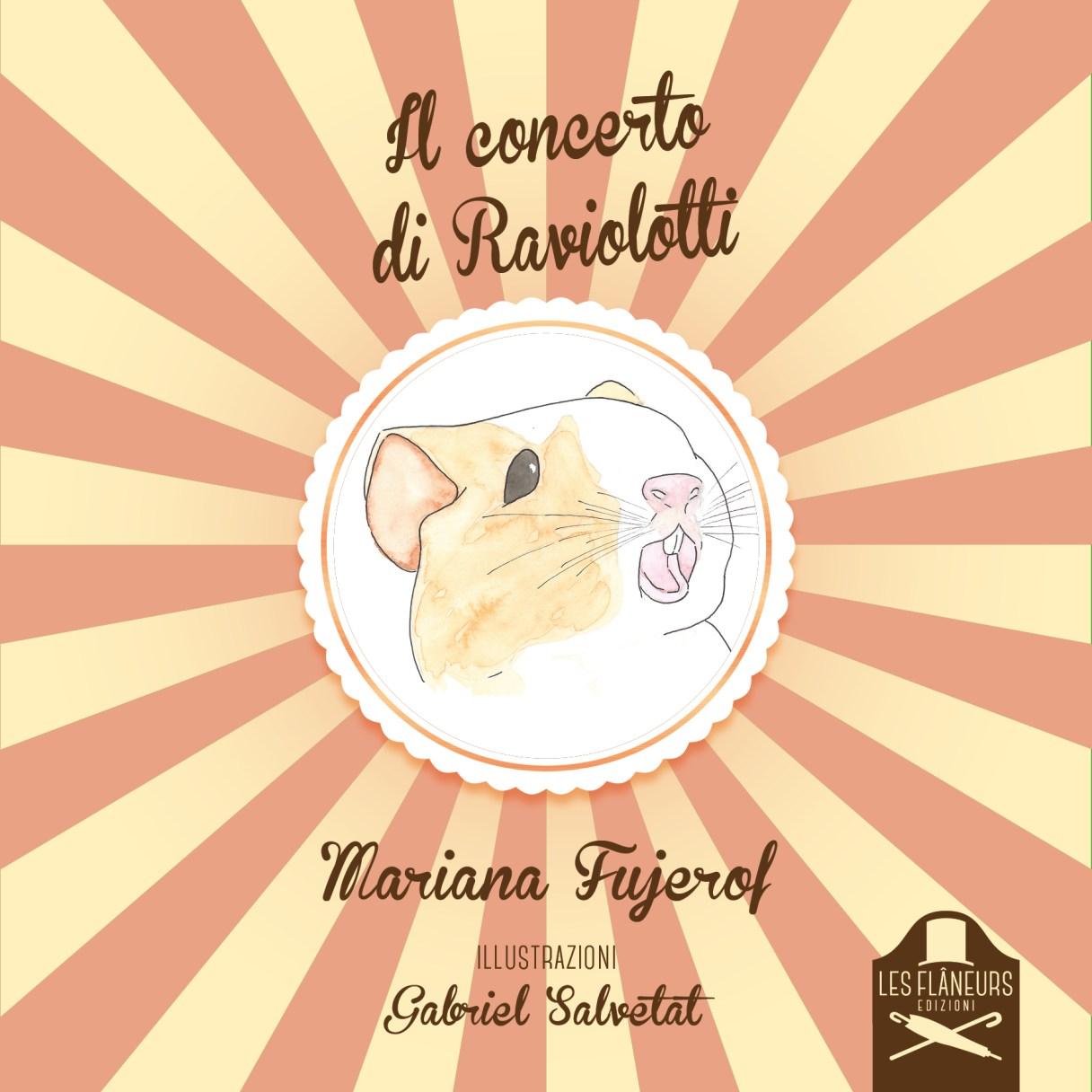 Il concerto di Raviolotti Book Cover