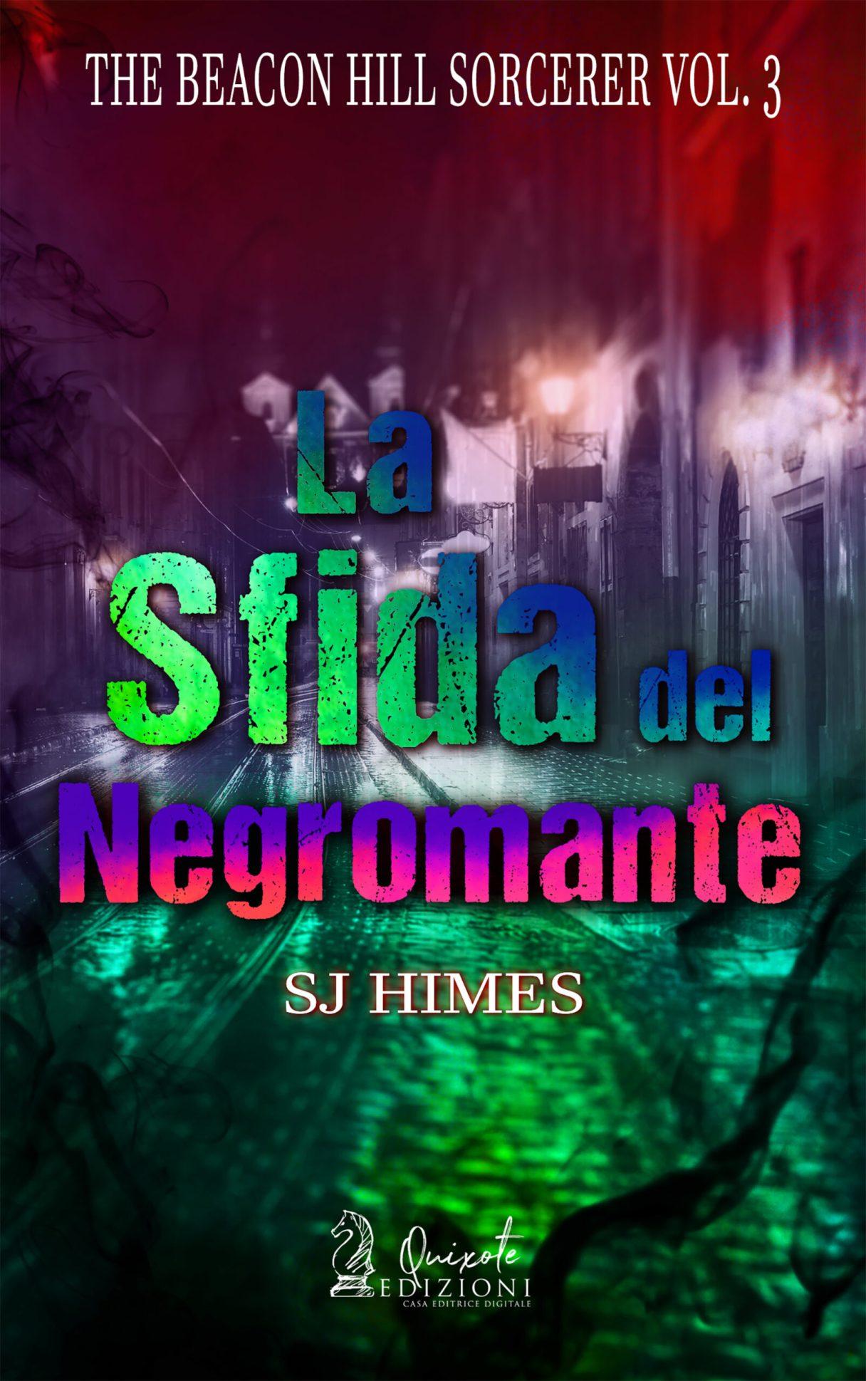 La sfida del Negromante Book Cover