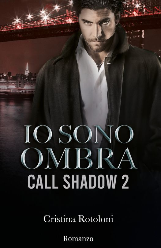 "Io sono ombra - Call Shadow 2"" Book Cover"