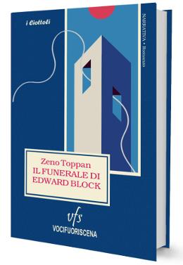 Il funerale di Edward Block Book Cover