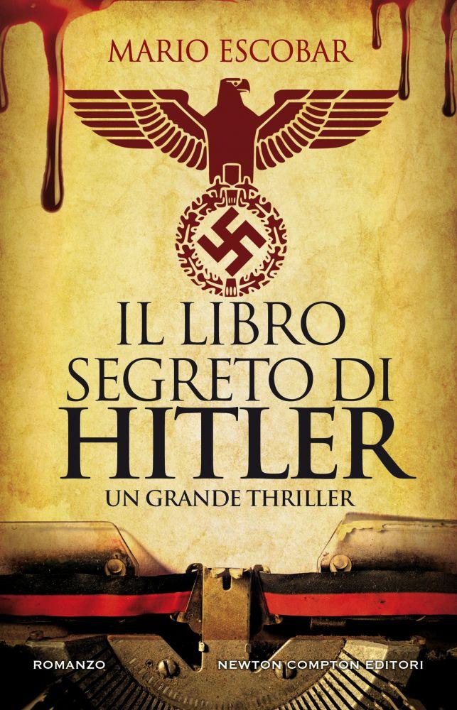 Il libro segreto di Hitler Book Cover