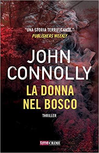 La donna nel bosco Book Cover