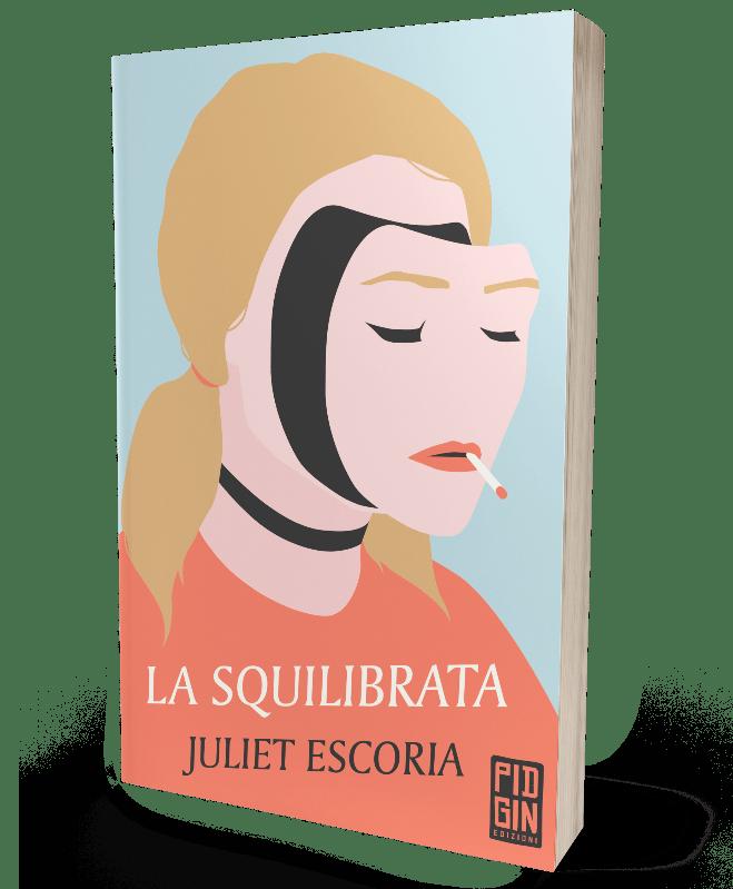 La squilibrata Book Cover