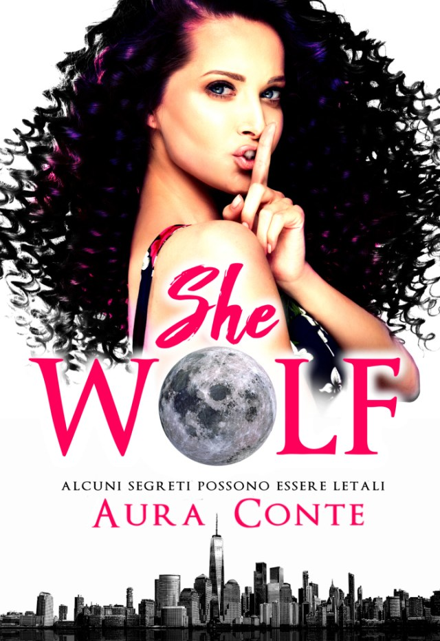 She Wolf Book Cover