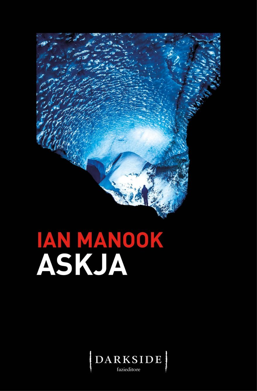 Askja Book Cover
