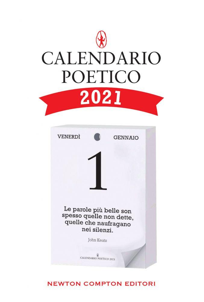 Calendario poetico Book Cover