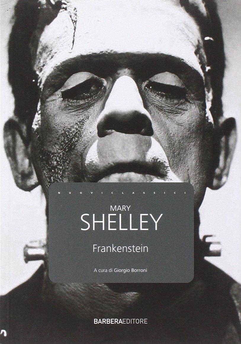 Frankenstein: il moderno Prometeo Book Cover