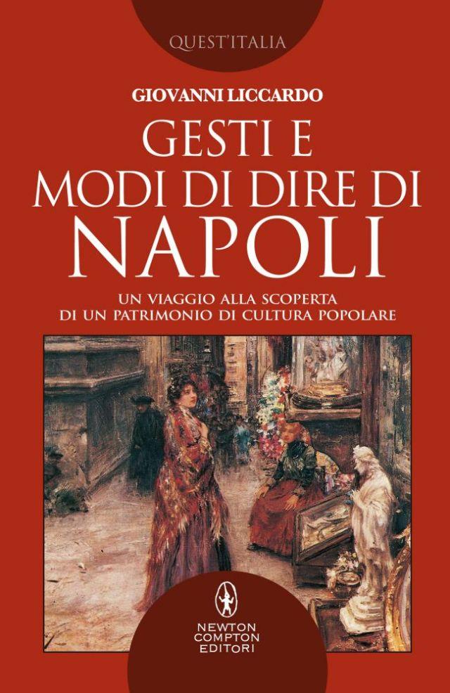Gesti e modi di dire di Napoli Book Cover