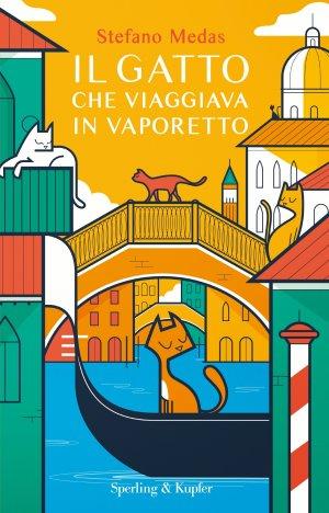 Il gatto che viaggiava in Vaporetto Book Cover