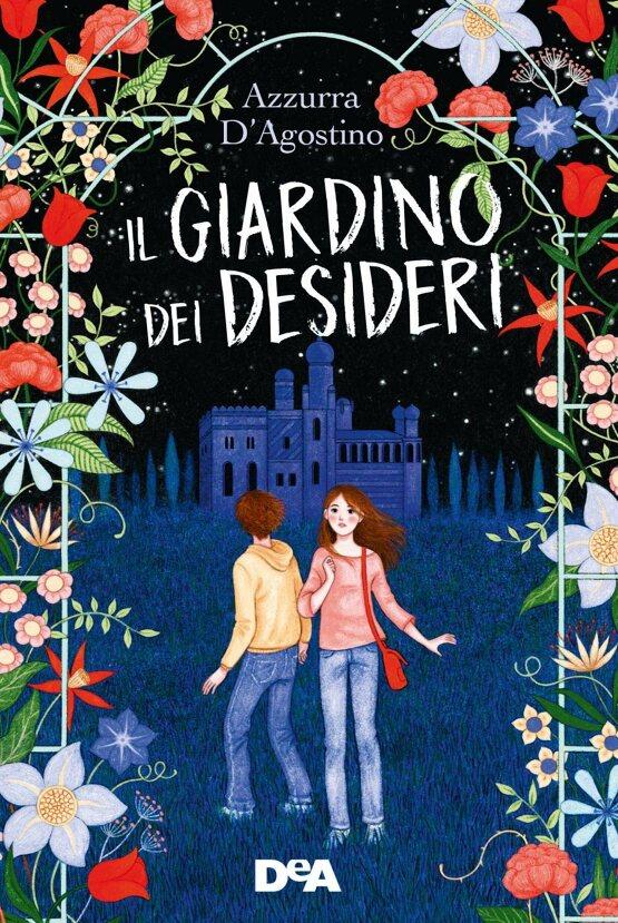 Il giardino dei desideri Book Cover