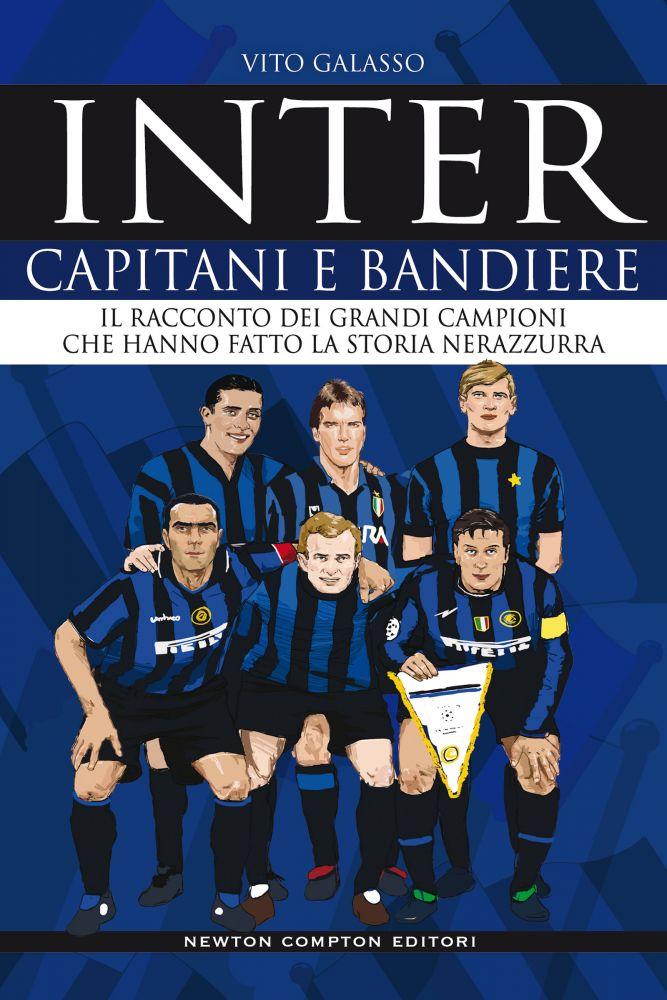 Inter. Capitani e Bandiere Book Cover