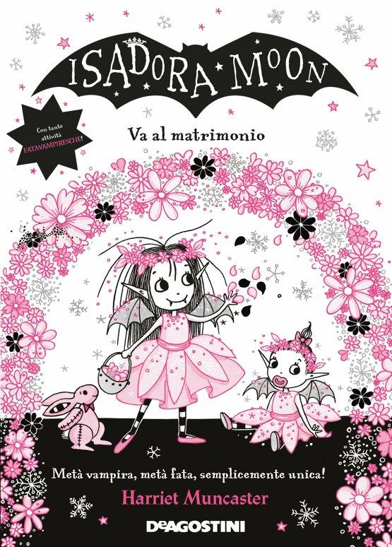 Isadora Moon va al matrimonio Book Cover