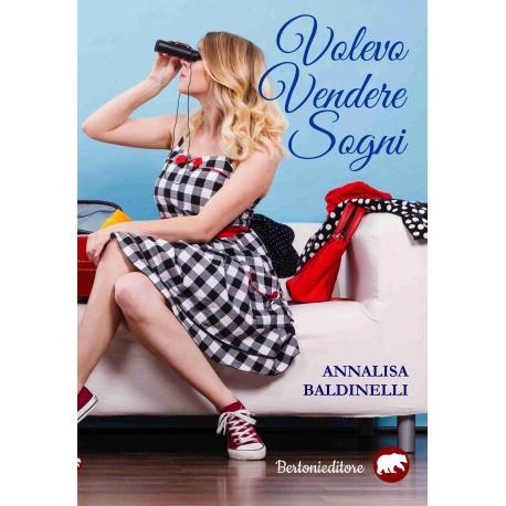 Volevo vendere sogni Book Cover